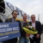 Ryanair vanaf Weeze
