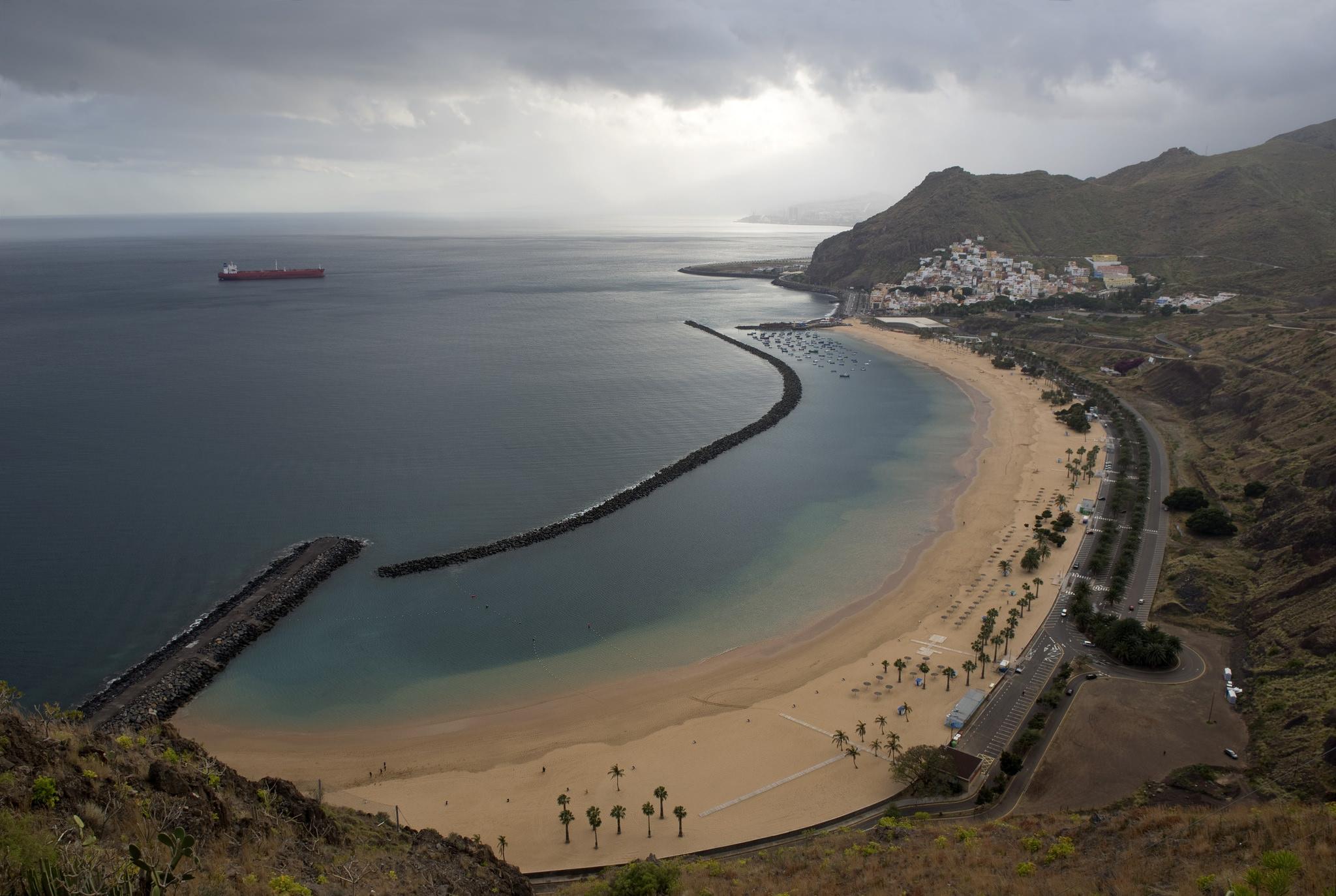 Tenerife vanaf Weeze