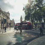 Londen vanaf Weeze