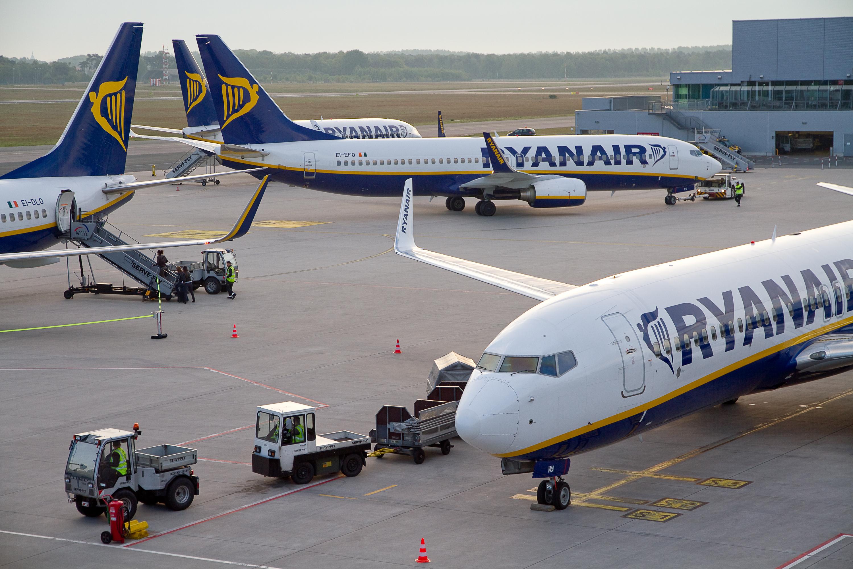 Ryanair nieuwe bestemmingen